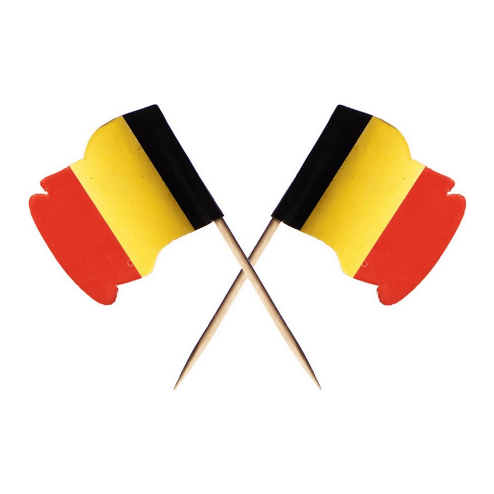 Vlagprikker België 65 ml 20 x 720 stuks