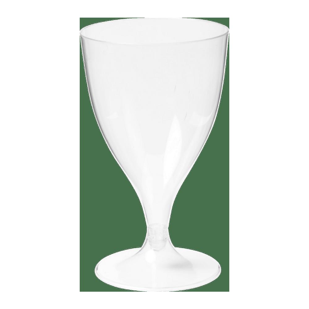 Wijnglas 160 ml Tranparant 20 x 20 stuks
