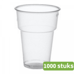 Bierglas | Splintervrij | 250 ml | 1000 stuks