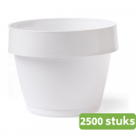 Prestigo | Inzetbeker | Wit | 25 x 100 stuks | 150 ml