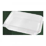Kilobak 3/4 + Deksel Transp. 6 x 25 stuks
