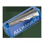 Aluminium Folie | 250 m x 30 cm | 6 rollen