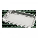 Aluminium Schaal 10 x 16 cm 2 x 500 stuks