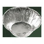 Aluminium Schaal 8 cm 10 x 250 stuks