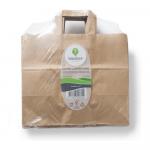 Biodore papieren draagtas 32 x 17 x 27 cm