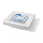 Bord Vierkant Wit 270 ml 5 x 20 stuks