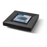 Bord Vierkant Zwart 270 ml 5 x 20 stuks