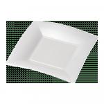 Bord Wit Parelmoer 180 ml 12 x 25 stuks