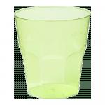 Brasserieglas 220 ml Groen 36 x 25 stuks