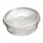 Cup met deksel 75 ml 5 x 100 stuks