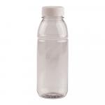 Fles met dop verzegelbaar 250 ml 4 x 22 stuks
