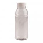 Fles met dop verzegelbaar 500 ml 4 x 15 stuks