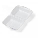 Lunchbox  Wit 4 x 125 stuks
