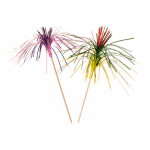 Palmboom Neon prikker 12 x 100 stuks