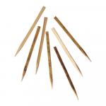 Prikker Bamboe 4-kant 6 cm