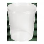 Soeppot met deksel 1000 ml 10 x 25 stuks