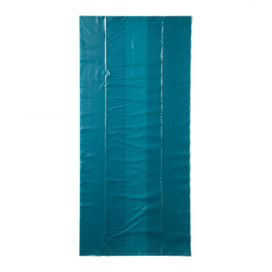 Afvalzak 65 x 25140 cm blauw 50 mlu