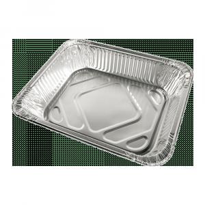 Aluminium Bak 32 x 26 x 7 cm 10 x 10