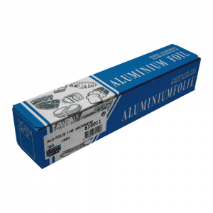 Aluminium Folie 250 m x 30 cm