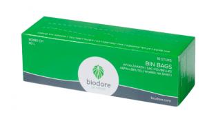 Biodore afvalzak 60 x 80 cm 60 liter 24 x 10 stuks
