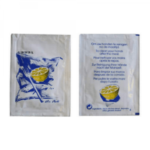 Citroendoekje Papier 17 x 14 cm 500 stuks