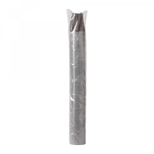 Freshbrewbeker 150 ml bruin-wit 30 x 100 stuks
