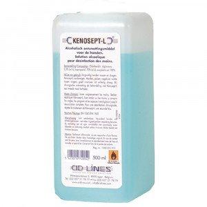 Kenosept L desinfecterende handalcohol 12 x 500 ml