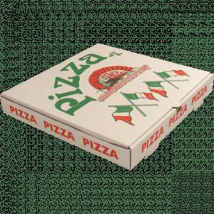 Pizzadoos Vegetale 32 x 32 x 3 cm 150 stuks