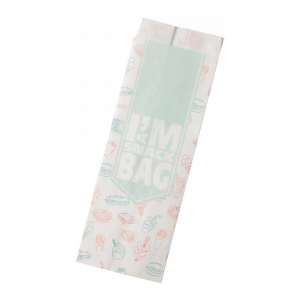 I'm a Snack Bag 85 x 50 x 200 mm