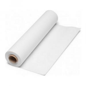 Tafelrol 1-laags 120 cm x 50 mm wit