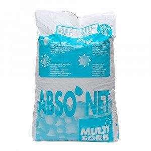 Absorptie vloerkorrel baal multi sorb 20 kg